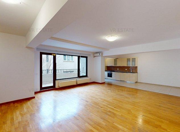 Apartament 3 camere Arcul de Triumf - Tur virtual - imaginea 1