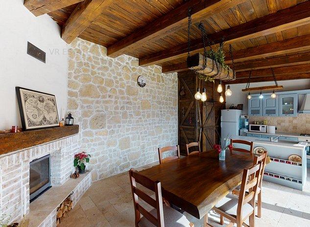 Casa 4 camere Chitila - Tur virtual - imaginea 1