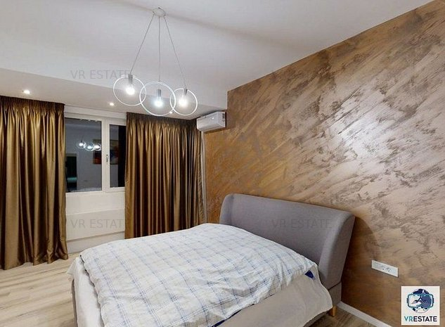 Apartament 5 camere C.A.Rosetti - Tur Virtual - imaginea 1