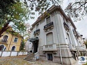 Casa de vânzare sau de închiriat 16 camere, în Bucureşti, zona P-ţa Romană