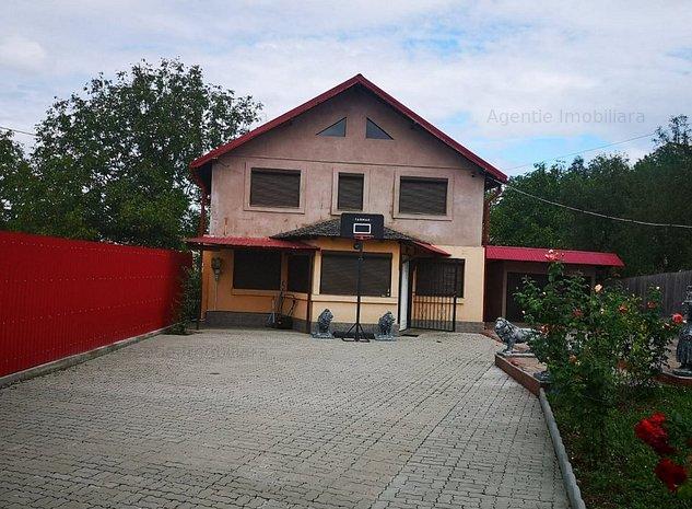 De vanzare casa/vila comuna Bogati / jud Arges - imaginea 1