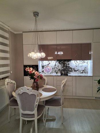 Apartament cu 2 camere in Prima Premium Decebal - imaginea 1