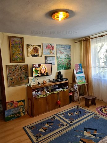 Apartament cu 2 camere, tip G, zona Rogerius - Aleea Sulfinei - imaginea 1