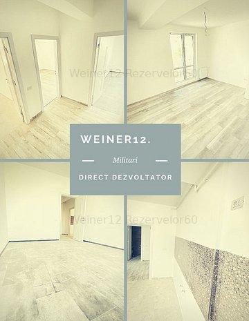 Garsoniera Weiner 12 Residence Militari Direct Dezvoltator - imaginea 1