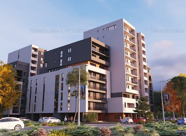 Transilvania Residence Noua- Apartament 68-T3 -- 2 Camere  - imaginea 1