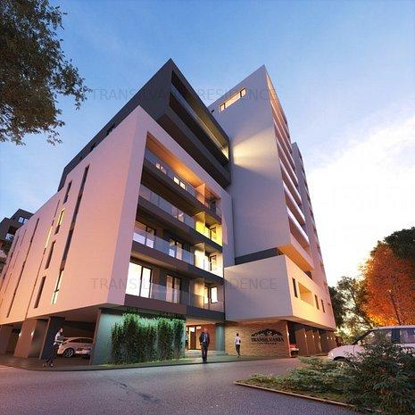 Transilvania Residence Noua- Apartament 3 Camere + Terasa 37 mp - imaginea 1
