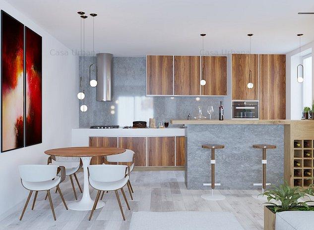 Apartament 2 camere Victoriei||Imobil Boutique||Sfintii Voievozi by Casa Urbana - imaginea 1