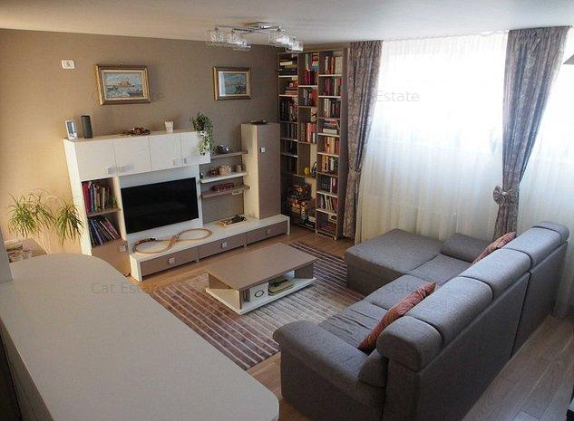 Apartament in zona Braytim cu 3 camere - imaginea 1