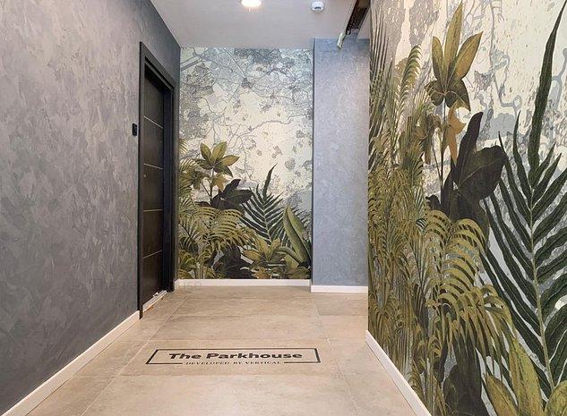 Apartament lux, 2 camere, terasa 16 mp, The Parkhouse, Parcul Circului - imaginea 1