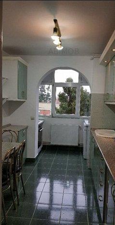 Apartament trei camere, etaj intermediar, Calea Romanilor - imaginea 1