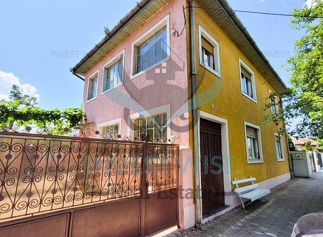 Casa Individuala   2 niveluri   221 mp   Mircea cel Batran   Comision 0% - imaginea 1