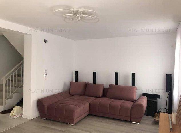 Duplex cu 4 camere mobilat in Mosnita Noua - imaginea 1