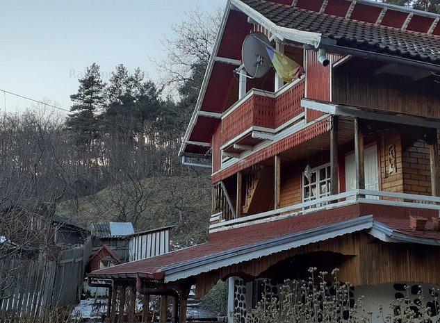 Casa de vacanta Baraj Vidraru - imaginea 1