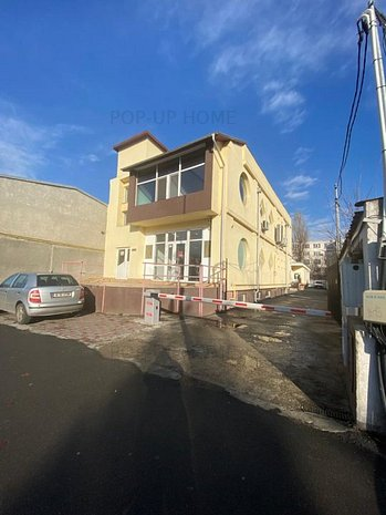 Spatiu Comercial | Luica nr.1 | Stradal | 2 constructii 980mp | Parcare - imaginea 1