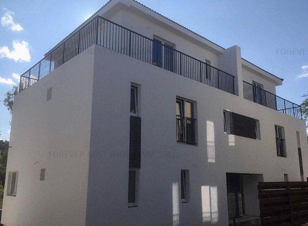 Casa tip duplex de vanzare in Dambul Rotund - imaginea 1