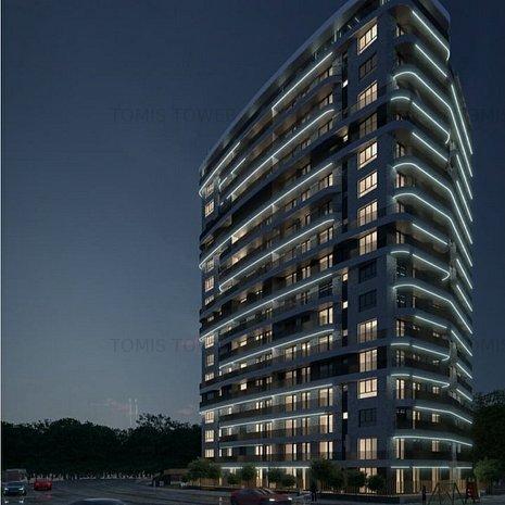 15 % REDUCERE Apartament 2 camere de vanzare, bloc nou, Tomis Tower Constanta - imaginea 1
