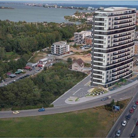 15 % REDUCERE 2 camere de vanzare- Tomis Tower- zona Campus universitar - imaginea 1