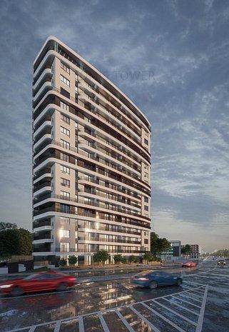 Apartrament nou in spectaculosul proiect Tomis Tower - imaginea 1