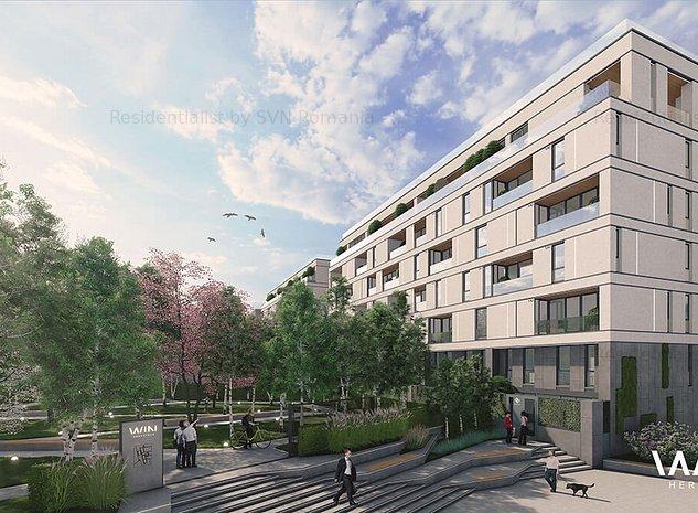 Duplex Win Herastrau Lux - imaginea 1