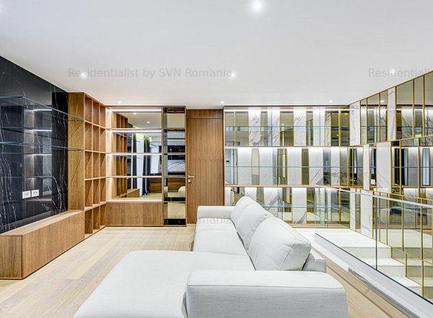 Duplex 4 camere superb cu gradina One Charles de Gaulle - imaginea 1