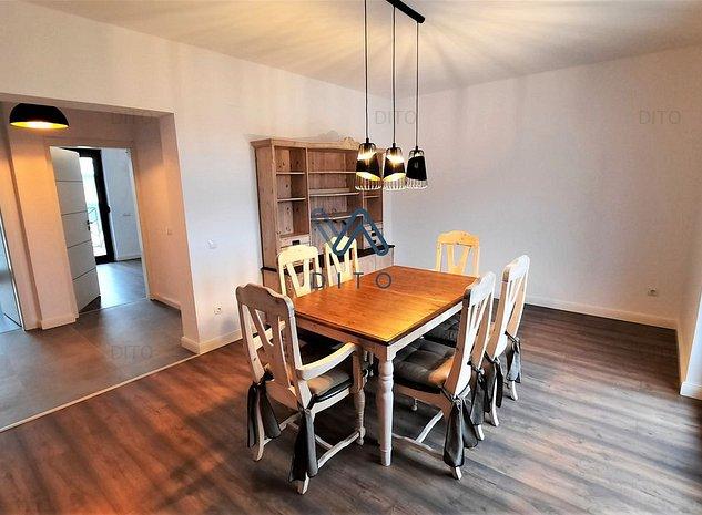 Apartament nou 120mp, 4 camere si 3 balcoane - imaginea 1