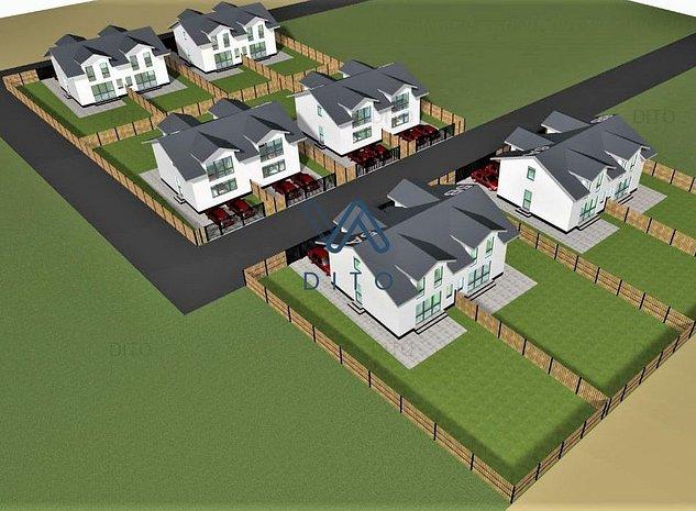 Casa tip duplex, 4 camere - Cisnadie - imaginea 1