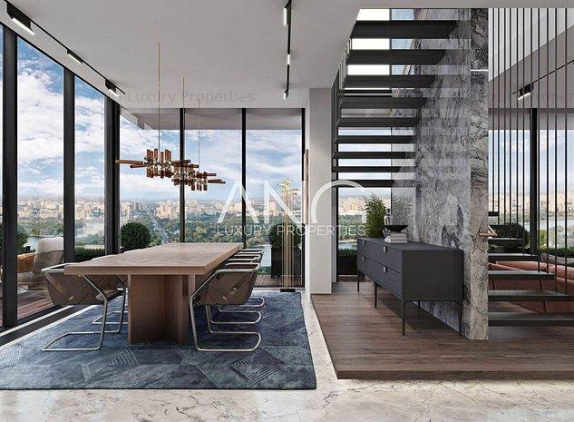Exclusive   Duplex 6 Rooms   Floreasca Lake - imaginea 1