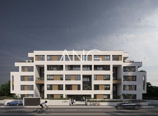 Penthouse UNIC Herastrau - imaginea 1