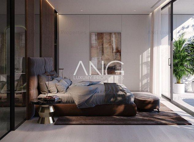 Penthouse 4 Camere | Vedere Spectaculoasa | Herastrau - imaginea 1