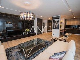 Penthouse de vânzare sau de închiriat 3 camere, în Bucureşti, zona Pipera
