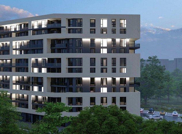 Apartament 4 cam. / 95 mp / pret direct de la dezvoltator (Venetia Residence) - imaginea 1