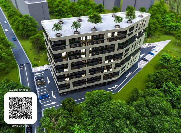 Apartament 2 cam / 69 mp / pret direct de la dezvoltator (Venetia Residence) - imaginea 1