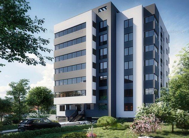 DIRECT DE LA DEZVOLTATOR / Apartament cu 2 camere DECOMANDAT in zona Palas Mall - imaginea 1