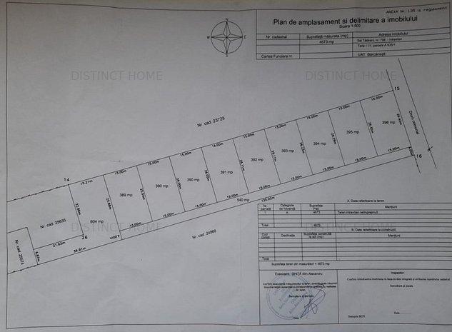 Teren intravilan Tatarani I 3 km de Ploiesti I Comision 0 - imaginea 1
