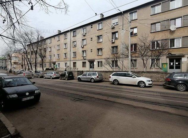300euro, central, Cuza Voda, apartament 3 camere  - imaginea 1