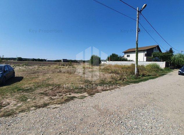 Branesti, langa lac si padure, lot teren pentru casa - imaginea 1