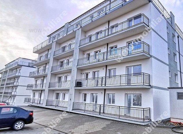 Apartament de vanzare cu 2 camere si terasa de 30 mp cartier Turnisor - imaginea 1