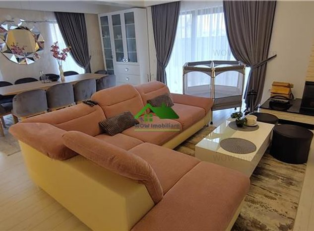 WOW!! Casa cu 4 camere si 407 mp de teren de vanzare in Sibiu - imaginea 1