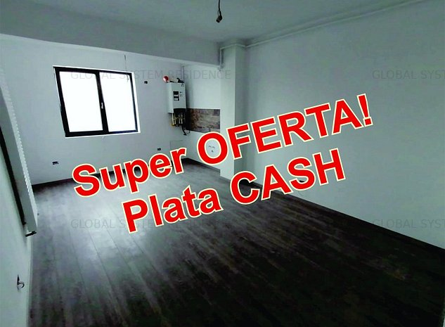 Cel mai ieftin apartament 2 camere, langa Metrou Aparatorii Patriei! Plata CASH - imaginea 1
