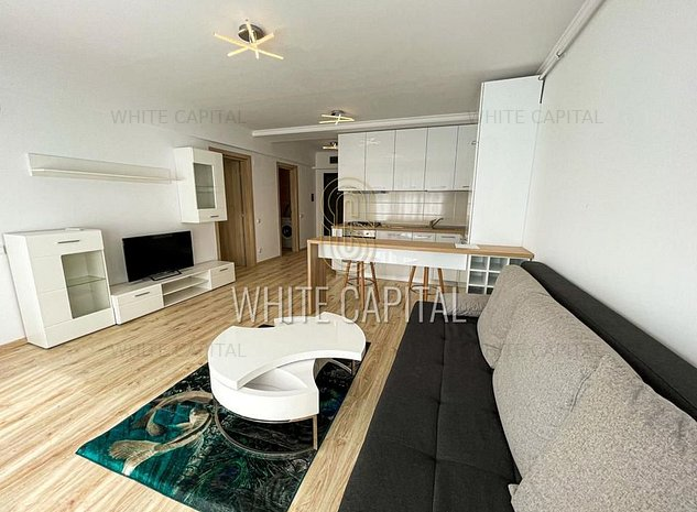 Apartament 2 camere Rose Residence 2 - imaginea 1