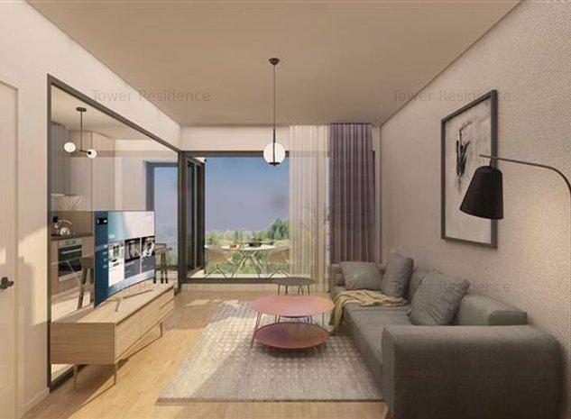 Apartament 2 Camere Direct Dezvoltator Sos.Salaj Incalzire pardoseala - imaginea 1