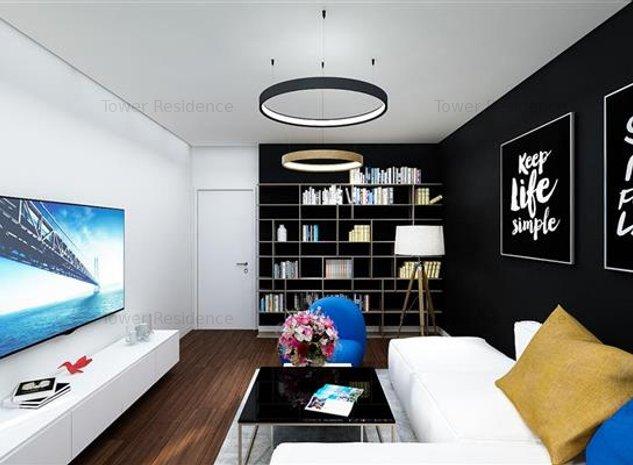 Apartament 3 Camere 77 mp Sos.Salaj Sector 5 Incalzire pardoseala - imaginea 1