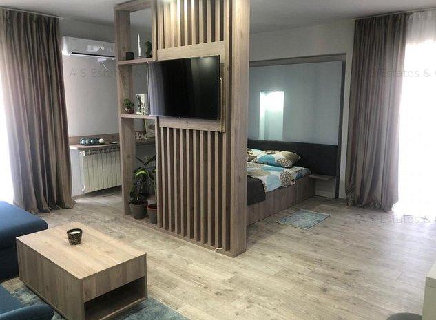 Studio Dublu 55 mp | Confort Lux | zona Unirii - imaginea 1