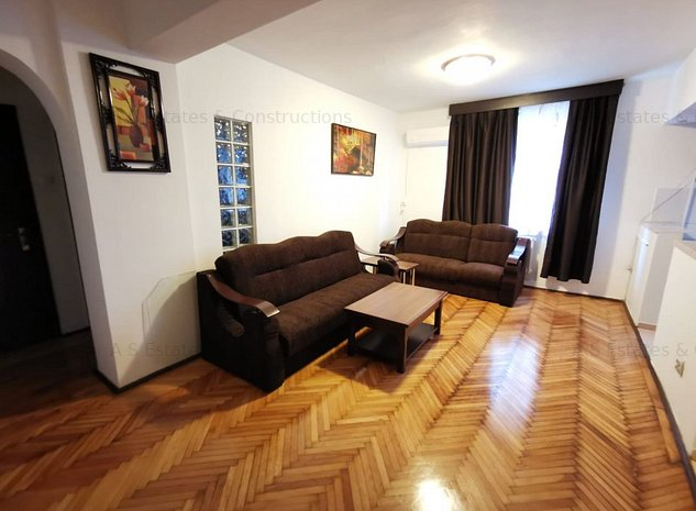 Apartament Ultracentral C. A. Rosetti | Modern & Complet Renovat - imaginea 1
