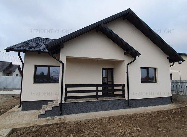 Casa Lilieci - 1 km de bariera Gheraiesti - imaginea 1