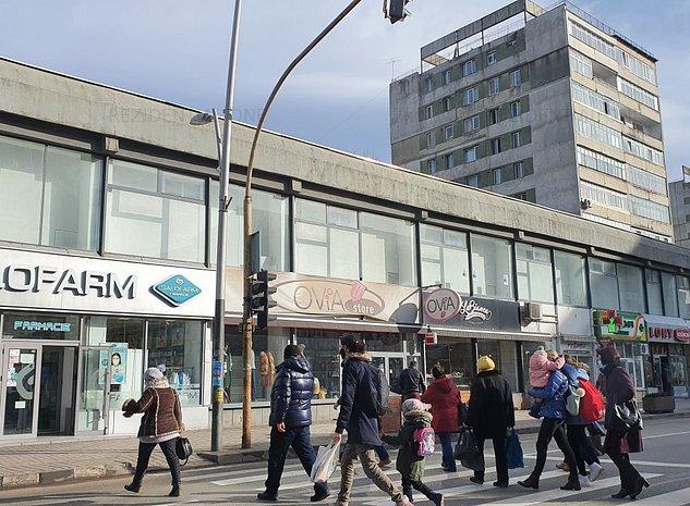 Spatiu comercial Orizont #trafic #statie #trecerepietoni - imaginea 1