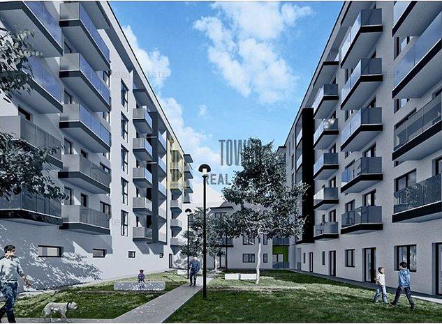 Apartament cu 2 camere | COMISION 0% | Bloc Nou - imaginea 1