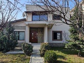 Casa de închiriat 9 camere, în Chiajna