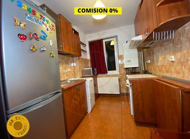 Comision 0% apartament ultracentral 2 camere - Pitesti! - imaginea 1