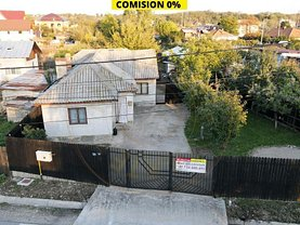 Casa de vânzare 4 camere, în Costeşti, zona Exterior Sud